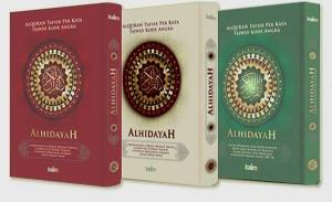 Al-Quran  Per Kata Al-Hidayah A4