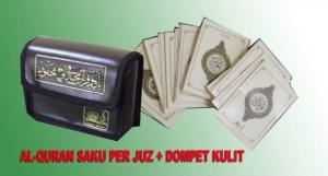 Al-Quran Saku Per Juz Import (7×9.5cm)