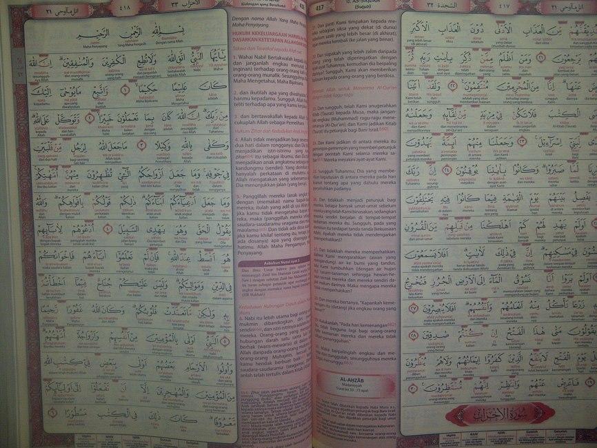 866 x 650 · 148 kB · jpeg, Teks Negosiasi Singkat Jual Beli Al-Quran