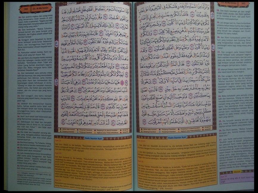 Al-Quran Maghfirah Tajwid_Isi