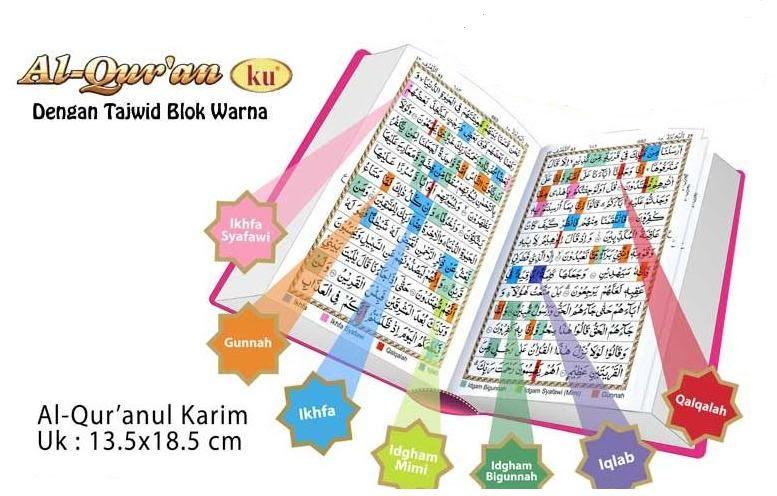 isi al-quranku tajwid blok warna 2