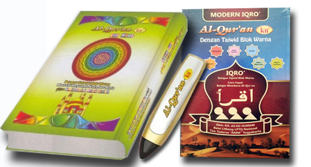 al-quran-Ku for Kids epen new iqro copy
