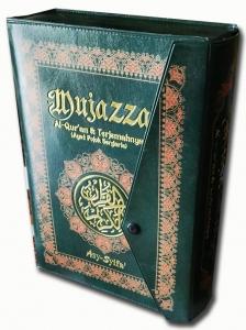 al-quran terjemah per juz mujazza copy