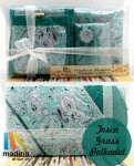 Prayer Set Tosca Grass Polkadot