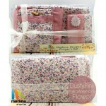 Prayer Set Dusty Pink Polka Anemon Flower