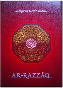 Al-Quran Tajwid XL Ar-Razzaq