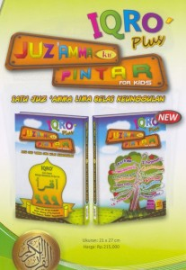Juz Amma-Ku Pintar & Iqro Plus