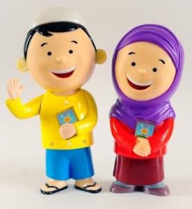 New Hafiz Talking Doll (Versi Update)