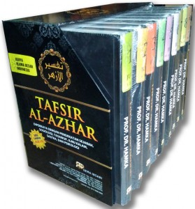 Tafsir al-Azhar Buya Hamka (9 Jilid)