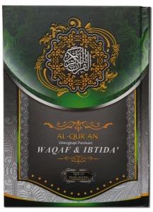 Al-Quran Waqaf Ibtida SA Uk. A6
