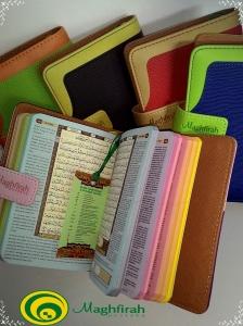 Al-Quran Pelangi Al-Jalil (A6)