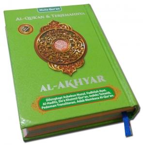 Al-Quran Terjemah Al-Akhyar (A6)