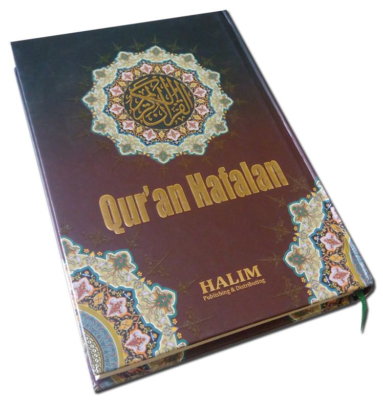 al-quran hafalan Halim A5 HC copy