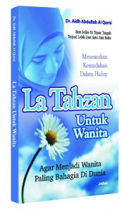 La Tahzan Untuk Wanita