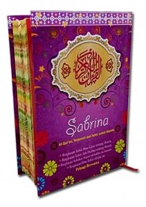 Al-Quran Wanita Sabrina (A6)