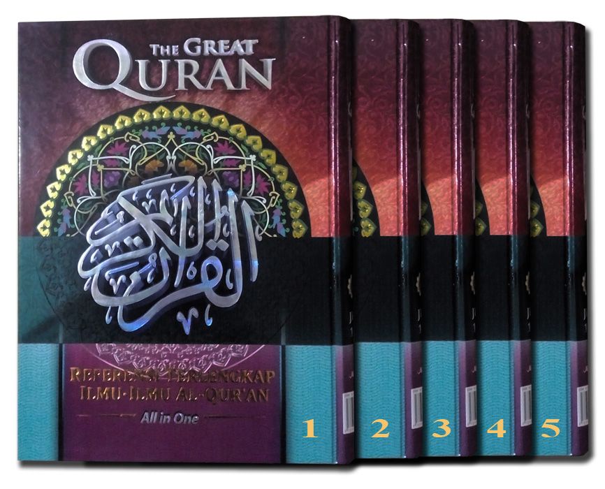 the Great Quran icon copy