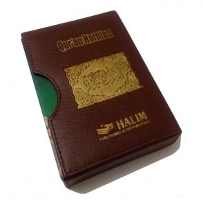 Al-Quran Hafalan Per 5 Juz Halim (B7)