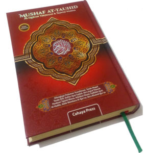 Al-Quran Mushaf At-Tauhid (A5)