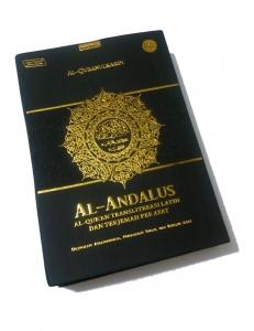 Al-QUran Latin Al-Andalus (A5)