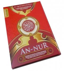 Al-Quran Per Kata An-Nur (A5)