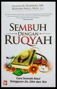 Sembuh dengan Ruqyah