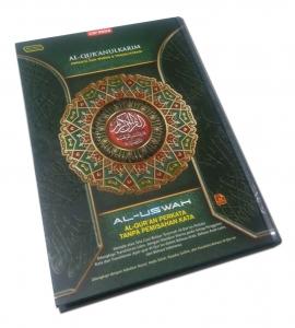 Al-Quran Latin Per Kata Al-Uswah