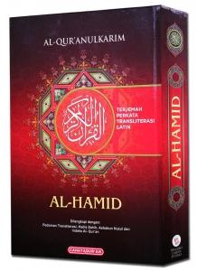 Al-Quran Latin Per Kata Al-Hamid