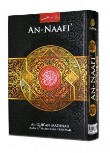 Al-Quran Utsmani Terjemah An-Naafi (A5)