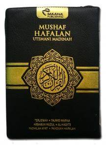 Al-Quran Hafalan Utsmani Zipper (A5)
