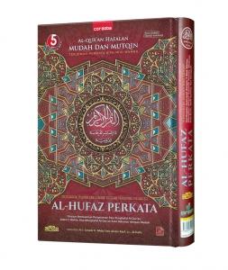 Al-Quran Al-Hufaz Per Kata (A5)